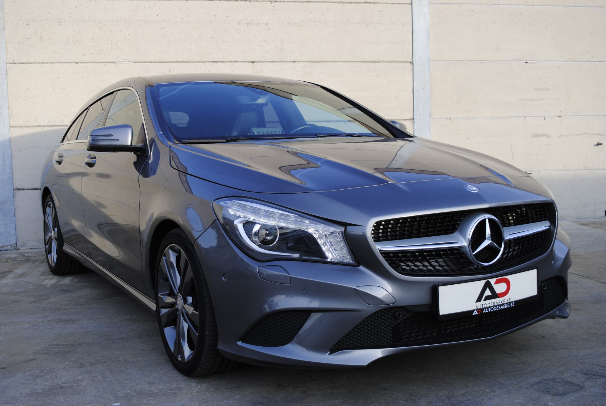 Mercedes-Benz - CLA - 180 D Shooting break