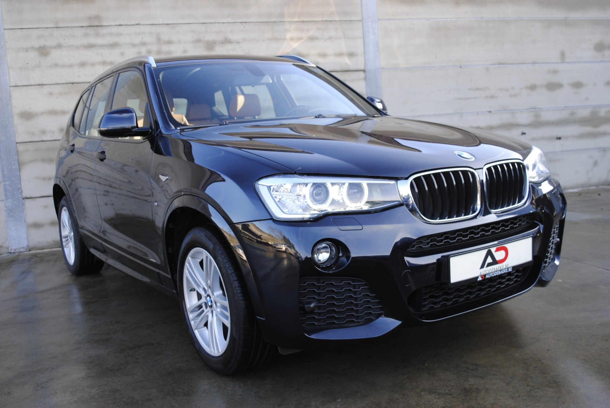 BMW - X3 - sDrive 18d